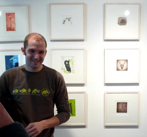 Kunstmarkt Schwarzenbach 2009 Tobias Ott