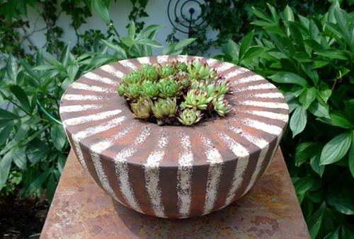 Pflanzschale Garten Keramik