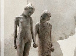 Keramik Statue - Berit Hildre