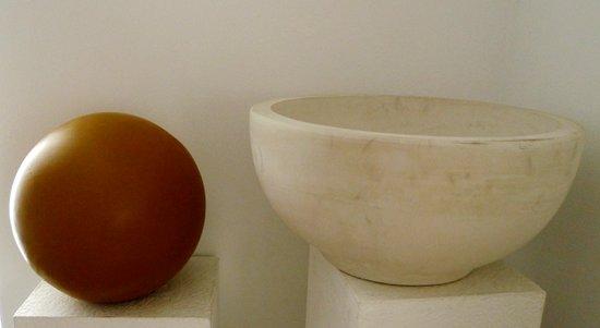 Gartenkugel 45 cm Durchmesser Form