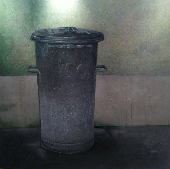 Gemälde von Nele Primus - Fachschule für Produktdesign Selb