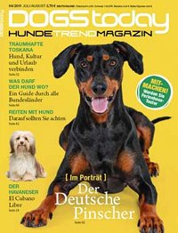 DOGStoday Juli/August 2011