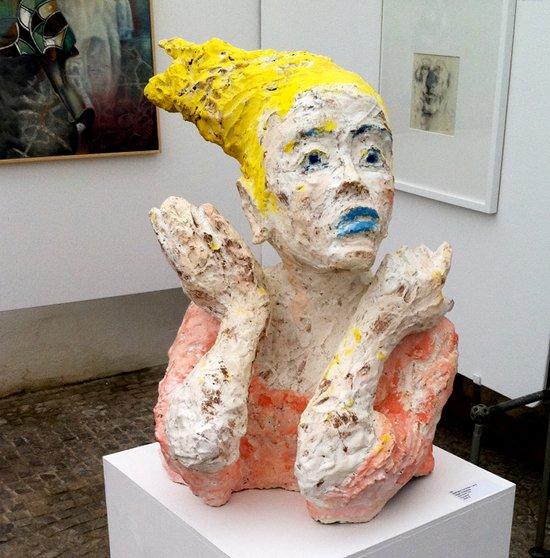 Keramik von Nahalie Snider-Lang