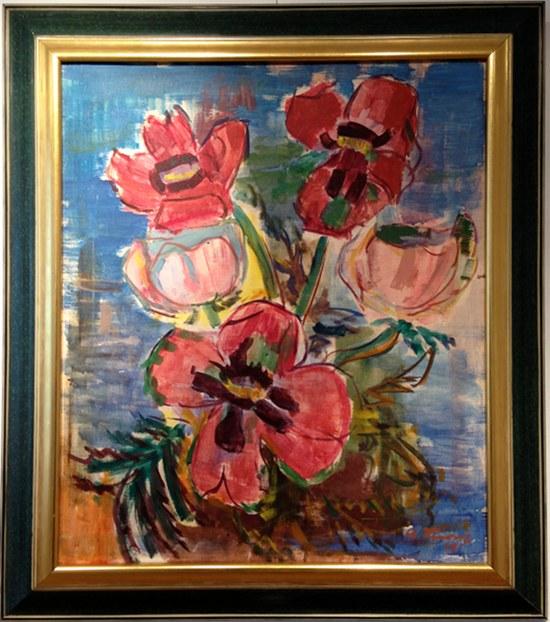 Arthur Seedorf - Blumen