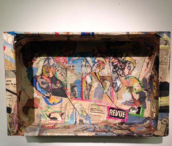David Kampfmeier: Menschen im Müll