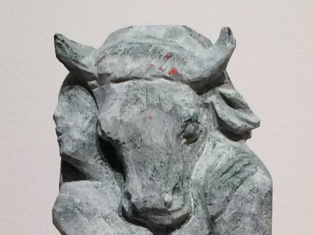 Wolfgang Stefan – Gemalte Plastik und Bildhauerei
