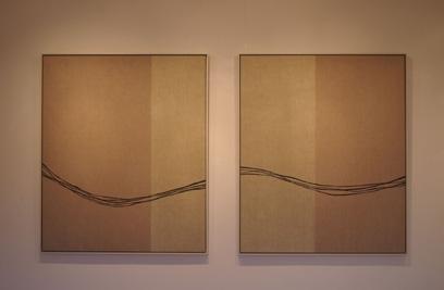 Holzschnitte von Konrad Schmid in Schwarzenbach 2007