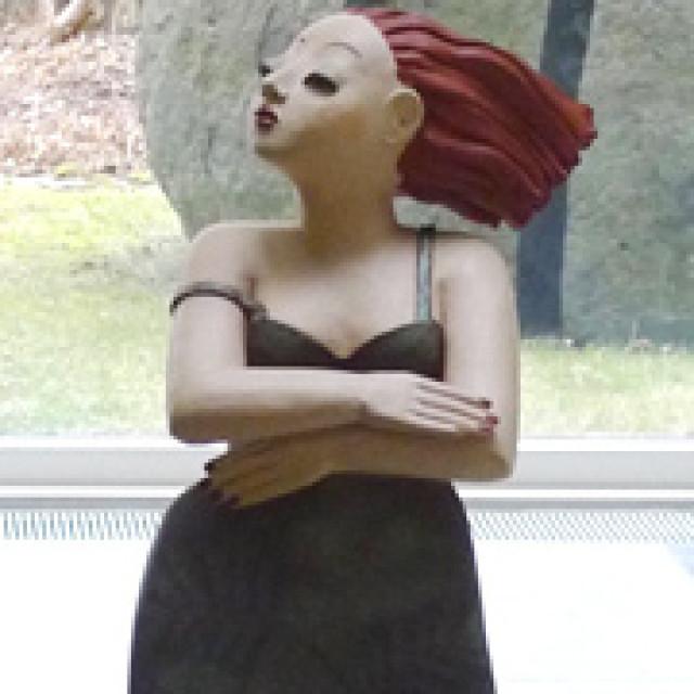 Neue Keramik Kunst in Selb